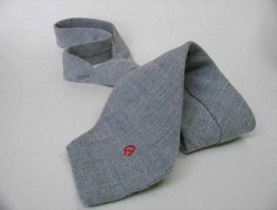 Etienne Aigner designer skinny tie 1950s