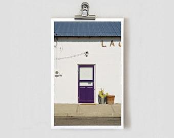 purple door marfa texas fine art photograph