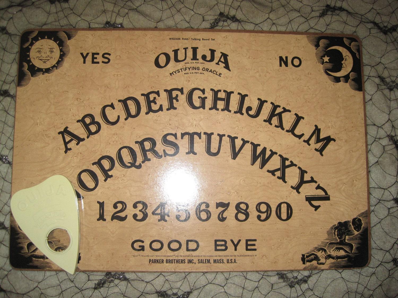 Vintage Ouija Boards 87