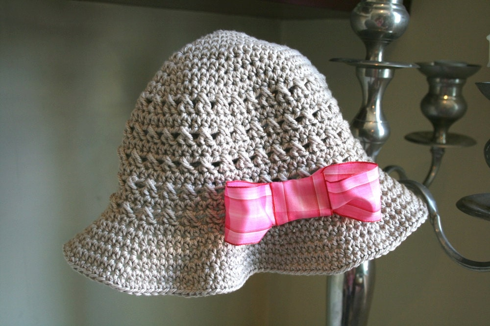Free Crochet Pattern For Baby Floppy Hats : Crochet Pattern Crochet hat pattern summer floppy by ...
