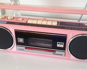 PINK BOOM BOX Your Eyes Do Not Deceive You