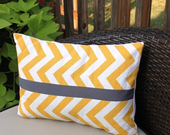 Sunny Pillow Cover 12x16