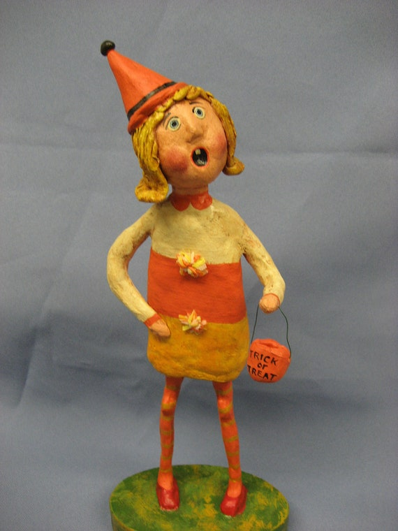 My name is Cornielia a sweet girl made from paper clay