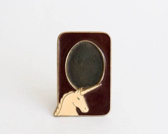 Vintage Unicorn Frame