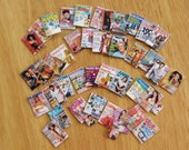 Dollhouse Miniature Magazines 1:12 scale  5 for 5 dollars  contemporary