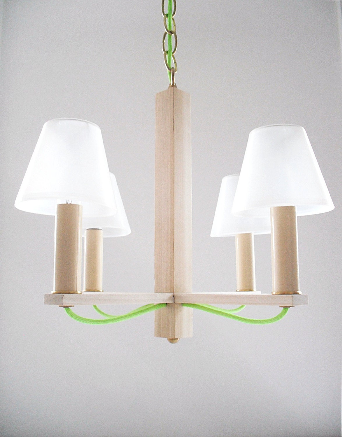The Simple Chandelier