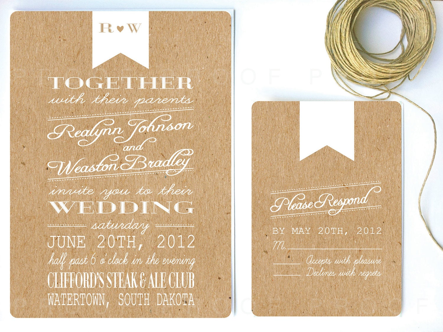 paper to buy for invitations