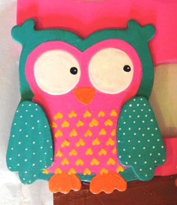 Made to Order - Owl Bow Holder
