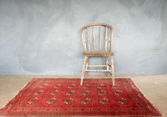 c1930 Antique Turkoman Rug