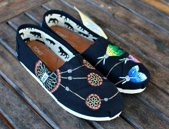 Wavy Dream Catcher TOMS