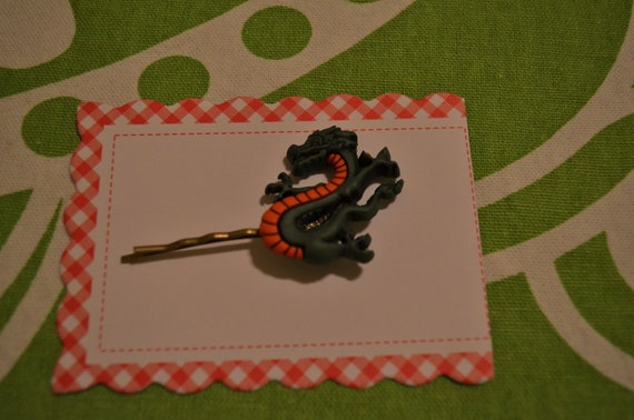 Dragon Bobby Pin