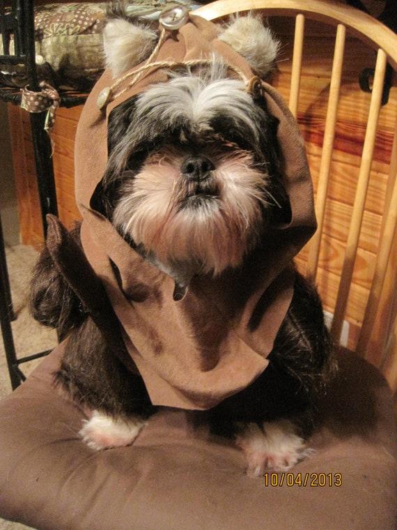 Ewok Dog Halloween Costume