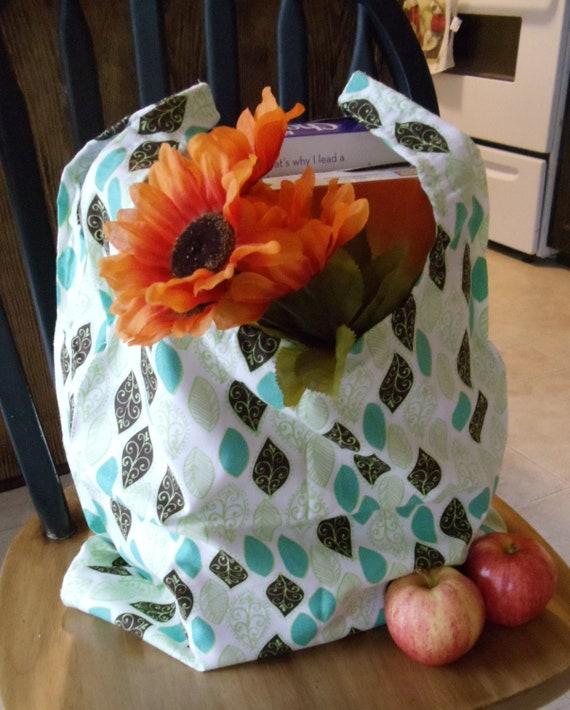 Eco-Friendly Reusable Shopping Bag/ Tote/ Beach Bag