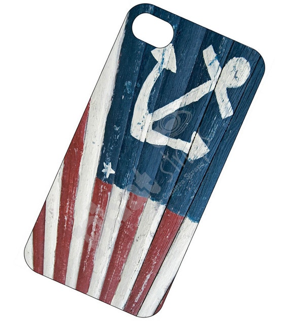 Case for iPhone, iPhone cover, case - Usa Anchor Phone Case