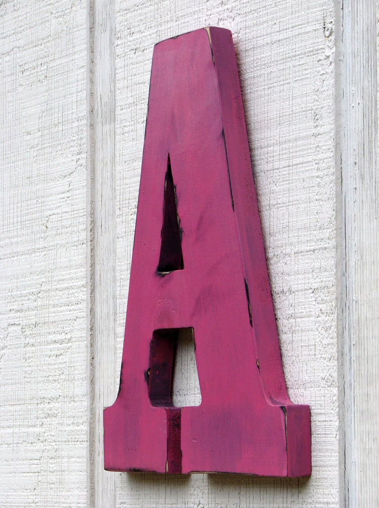 3 d large wooden letters home decor rustic by large wooden letters decosee com