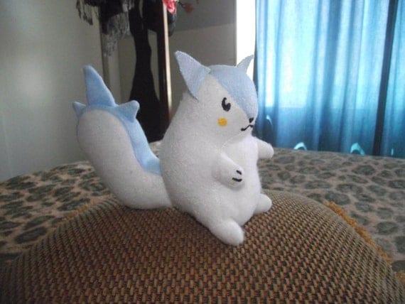 Pachirisu Pokemon Plush Toy