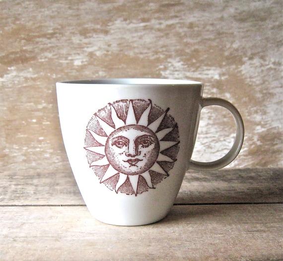 Mug Sun and Moon Moons