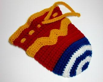 Wonder Woman Power Pouch. Wonder Woman Inspired Game Bag. Magic MTG Card Bag. Gamer Makeup Bag. Nintendo DS Case. Dice Bag.