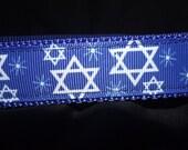Star of David adjustable collar or martingale