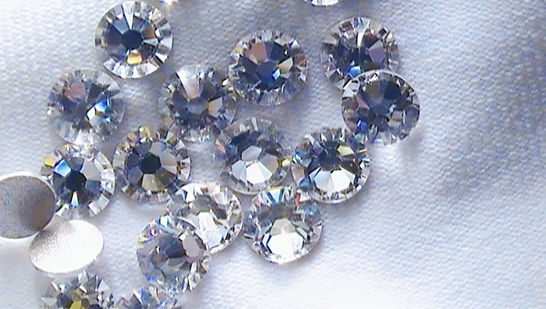 crystal 20ss swarovski elements rhinestone flatback 1 gross