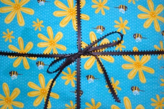 bumblebee baby blanket extra large