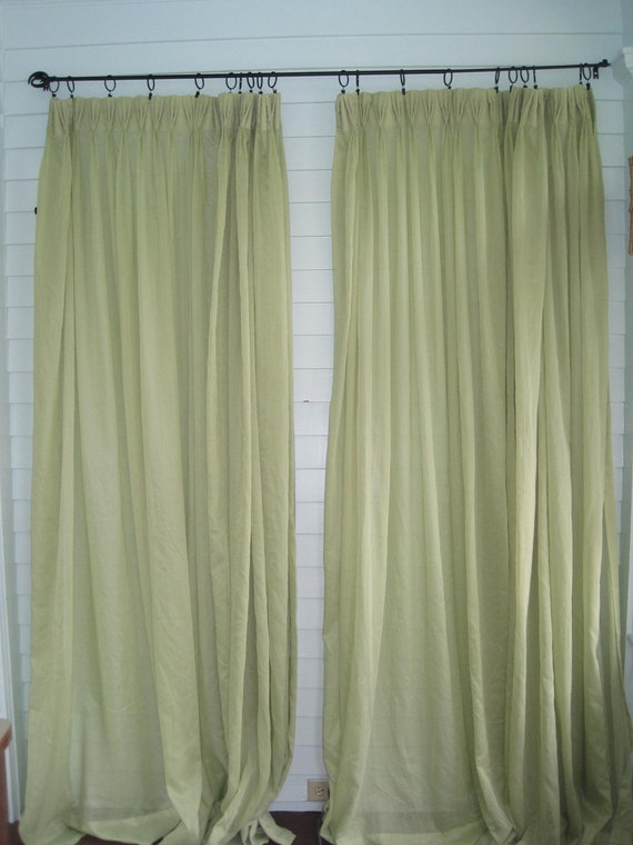 How To Make Insulated Curtains Champagne Curtain Panels