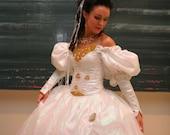 Labyrinth Costume: Sarah's Ballgown...ready to ship