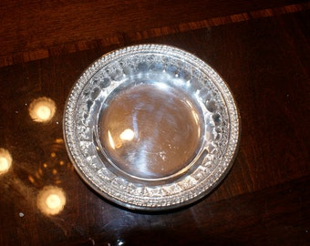 Reed and Barton Silver Plate Serving Bowl