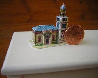 Arab school miniature 1/12