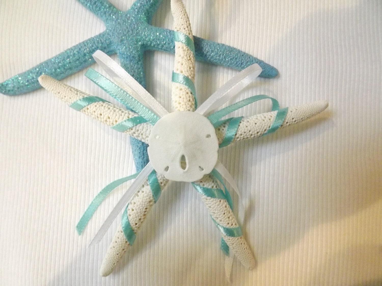 Starfish Ornament seashell ornament Coastal by ...