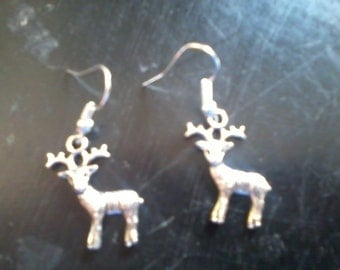 Deer Earrings FREE shipping