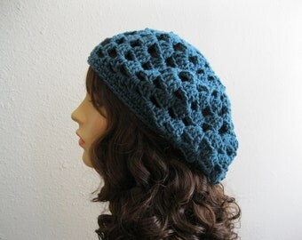 CLEARANCE SALE 30% OFF - Crochet Beanie - Slouchy Beanie - Crochet Slouchy Beanie - Beanies - Crochet Beanie Hat - Slouchy Beanie Hat