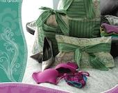 PAT BRAVO: The Travel Set (Sewing Pattern)