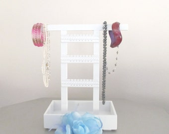 Jewelry Stand  - Organize Earrings, Necklaces, Bracelets, Watches, Rings
