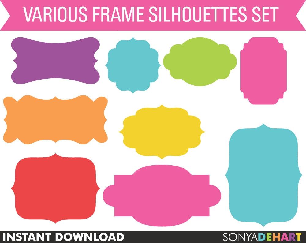 digital clipart frames free - photo #6