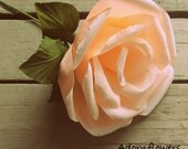 Large paper flower,paper rose for wedding, photography prop.