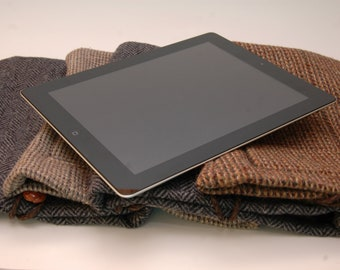 Repurposed Tweed Jacket Ipad Sleeve
