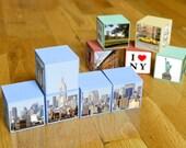10 Pre-designed NYC Photo Blocks