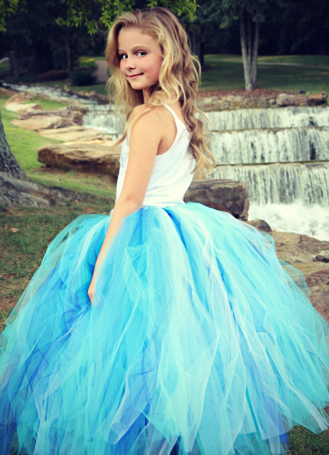 Long Tutus For Adults Adult Long Tutu Skirt Aqua
