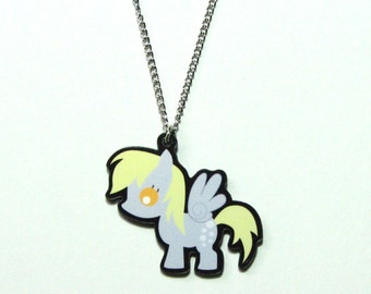Derpy Hooves Necklace
