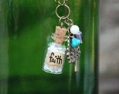 Faith In Nature Vial Necklace