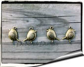 Sweet Little Bird Charms