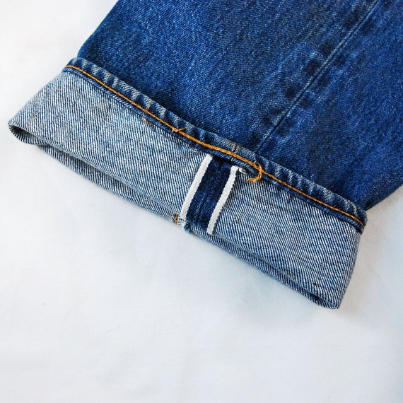 Levis Redline Selvedge 501 Jeans 33x34 | The Fedora Lounge