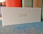 Love - notion