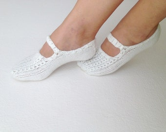 Wedding White  Healthy Booties Home slippers Dance classic yoga sexy hygienic light Naturel yoga,Bridesmaid,wedding gift