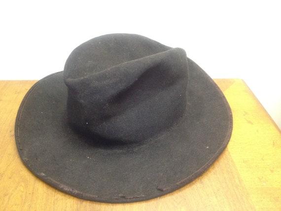 Old Felt Hat