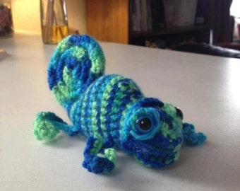 Chameleons Stuffed Animal