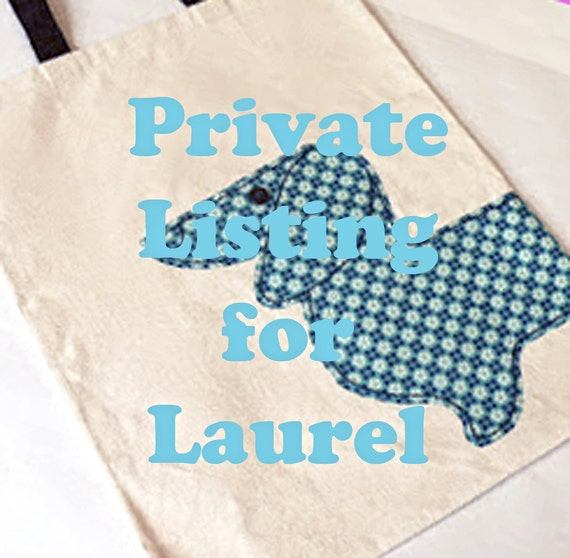 Private Listing for Laurel