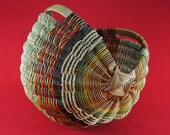 Scottish Yarn Basket