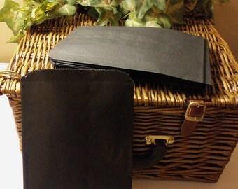 100 Black 6x9 Paper Gift Bags, Merchandise Bags, Favor Bags, Weddings, Showers, Birthdays, Treats